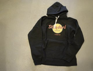 standard california / SD Heavyweight H.R.C Logo Hood Sweat