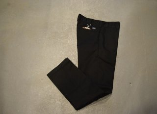 standard california / SD Coolmax Stretch Twill Work Pants(BLACK)