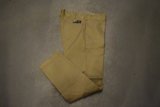 standard california / SD Coolmax Stretch Twill Work Pants(BEIGE)