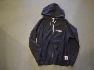 standard california / SD US Cotton Zip Hood Sweat(Charcoal)