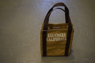 standard california / SD Made in USA Stroll Canvas Tote Bag