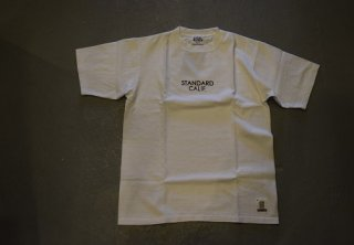 standard california / SD Heavyweight T with Logo(WHITE)