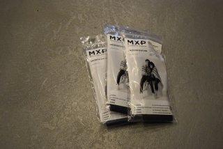 MXP / WARM REGULAR RIB SOCKS(black)
