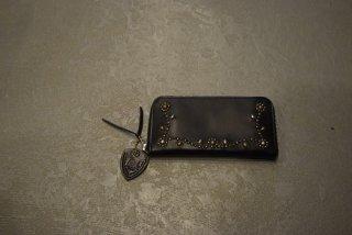 HTC / Zipper Long Wallet #SN-33 Mix