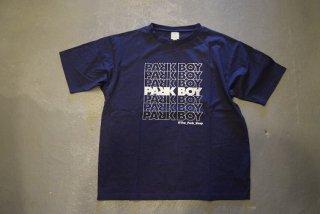 THE PARK SHOP / REFLECTORBOY SSL(NAVY)