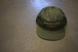 standard california / SD Logo Twill Cap(GREEN)