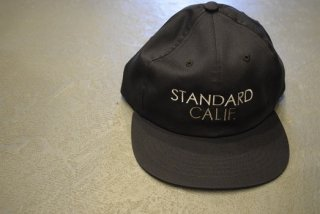 standard california / SD Logo Twill Cap(BLACK)