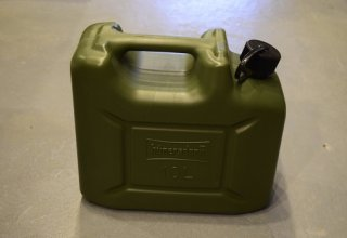 "hunersdorff / Fuel Can Pro ""10L""(OLIVE)"