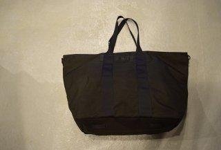 MIS / SUPER TOTE BAG(BLACK)