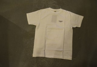 standard california / SD Small Logo T(WHITE)