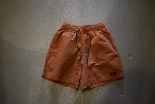 GO HEMP / HEMP JAM SHORTS / H/C WEATHER(PUMPKIN)