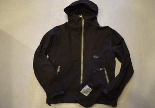 GO HEMP / HEMP JAM PARKA/H/C WEATHER(BLACK)