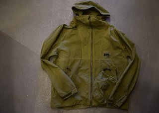 GO HEMP / HEMP JAM PARKA/H/C WEATHER(ARMY GREEN)