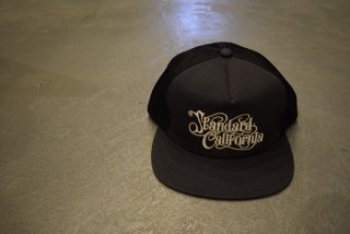 standard california / SD Harvest Moon Twill Mesh Cap(BLACK)
