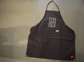 standard california / SD Fire Proof Apron(Charcoal)