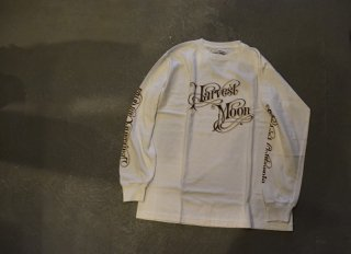 standard california / SD Harvest Moon Long Sleeve T(WHITE)