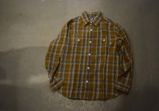 standard california / SD Flannel Check Shirt