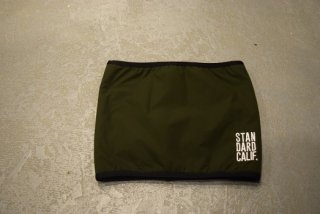standard california / SD Fleestretch Reversible Neck Warmer(olive/black)