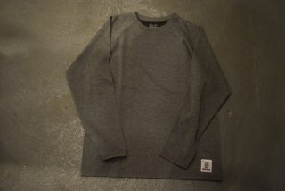 standard california / SD Thermolite Tech Warm Long Sleeve T(Gray)