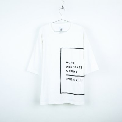 """HOPE"" T-shirt WHITE"