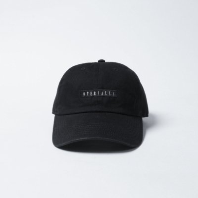 """BEAUTIFUL SCARS"" cap BLACK"