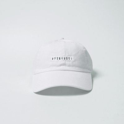 """BEAUTIFUL SCARS"" cap WHITE"