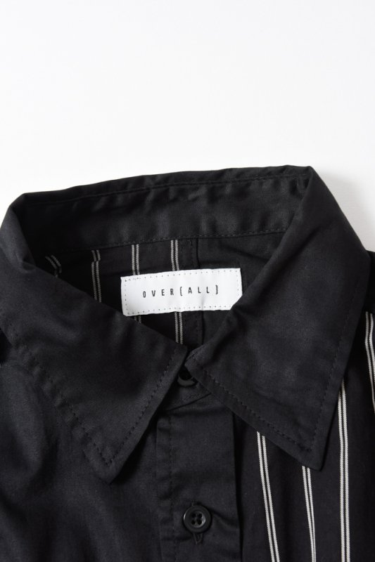 """PERFECT DARK II"" Long Shirt Black x Black"