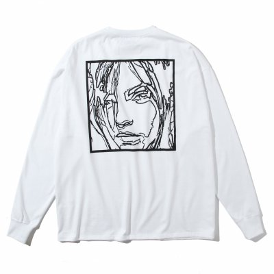 OVER(ALL) × NOVE LONG SLEEVE TEE