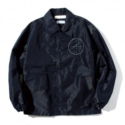 OVER(ALL) × NOVE COACH JACKET