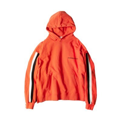 "【 20%OFF 】""NITRO"" HOODIE ORANGE"