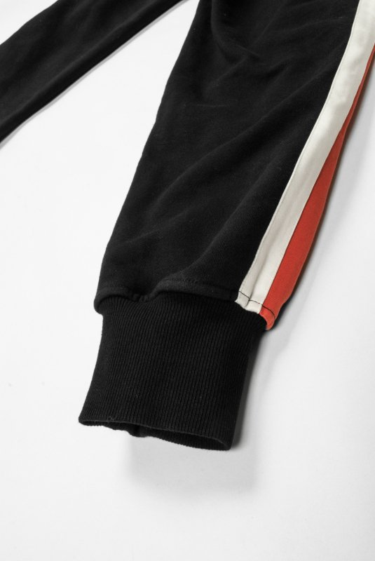 """NITRO"" SWEAT PANTS BLACK"