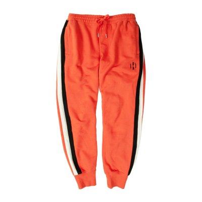 """NITRO"" SWEAT PANTS ORANGE"