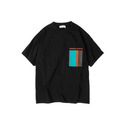 """ATTENTION"" T-SHIRT BLACK"