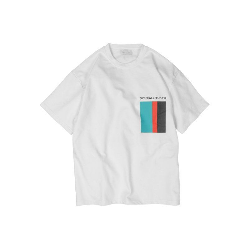 """ATTENTION"" T-SHIRT WHITE"