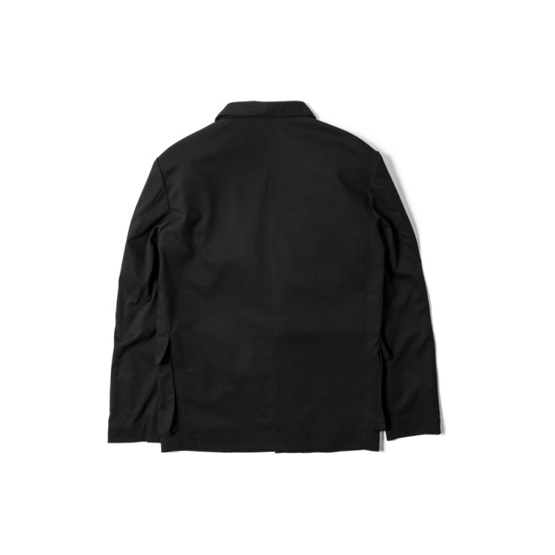 """""""License to WILL"""" Jacket BLACK"""