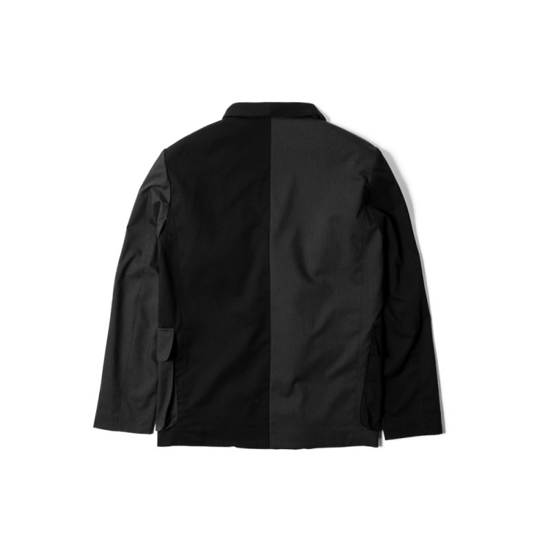 """""""License to WILL"""" Jacket TWO-TONE"""