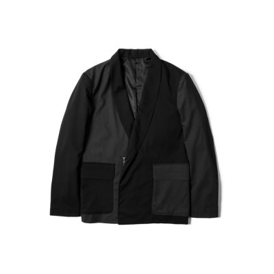 """License to WILL"" Jacket TWO-TONE"