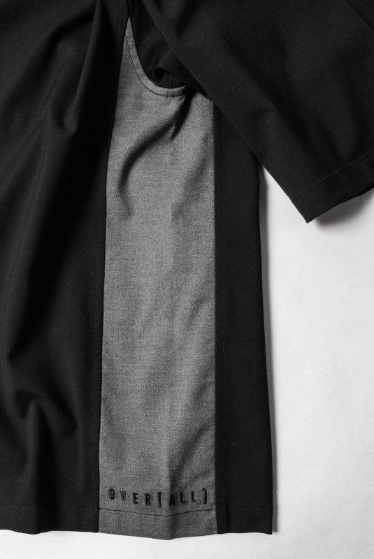 """FREE WILL"" Half Zip Pullover BLACK"