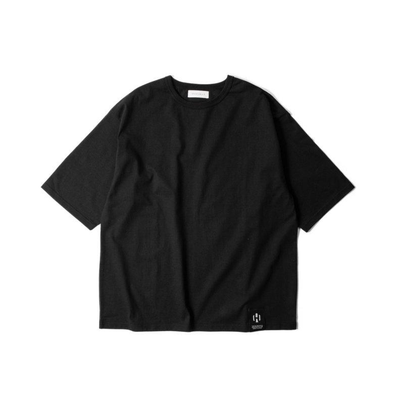 """""""NU:STANDARD"""" Big T-Shirt BLACK"""