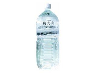 天然水奥大山 ペットボトル 1ケース(2L / 6本)