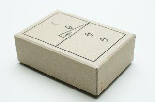 ロゴ印刷(シルク印刷)(50ヶまで/set)  「PACORA」で箱をご購入の方限定