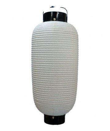 長型提灯(和紙)九長(φ25×60cm)