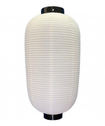 長型提灯(ビニール)二長(φ34×66cm)