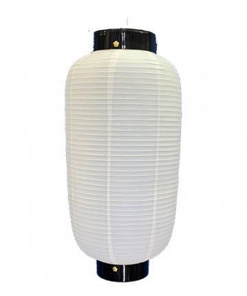 長型提灯(ビニール)六長(φ38×78cm)
