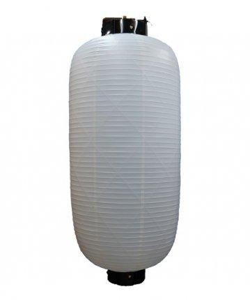 長型提灯(ビニール)二尺長(φ60×97cm)