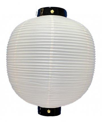 丸形提灯(ビニール)尺六丸(φ46×57cm)