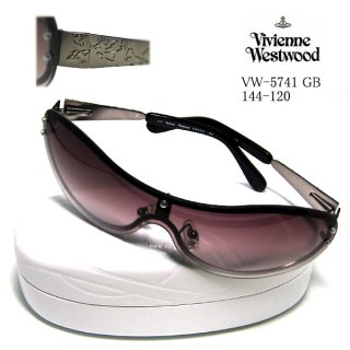 Vivienne Westwood(ヴィヴィアン ウエストウッド) サングラスVW-5741 GB