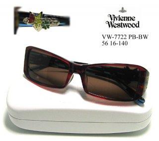 Vivienne Westwood(ヴィヴィアン ウエストウッド) サングラスVW-7722 RB-