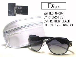 Christian Dior(クリスチャン・ディオール) サングラス BY-DIOR2 F S-85