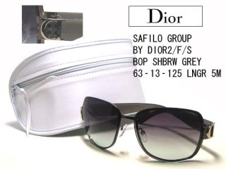 Christian Dior(クリスチャン・ディオール) サングラス BY-DIOR2 F S-BO